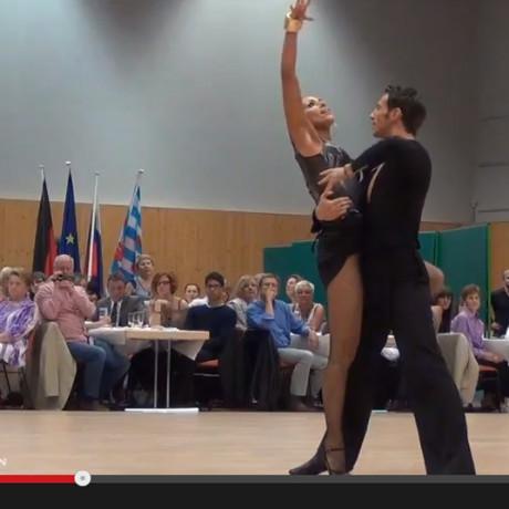 Sonia e Arduino – Grand-Prix of Pétange 2012